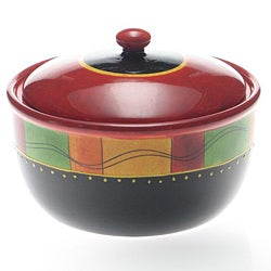 Certified International Caliente 2-qt Bean Pot