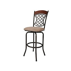 Emerald Bay Swivel Bar Stool