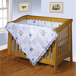 Lil Aero 4-piece Crib Bedding Set