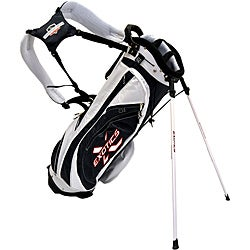 Tour Edge Exotics Xtreme Navy/ White Stand Golf Bag