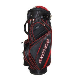 Tour Edge Exotics Xtreme Black Cart Golf Bag