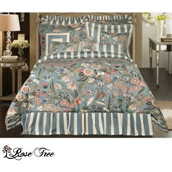 Rose Tree Flora Queen-size 4-piece Comforter Set