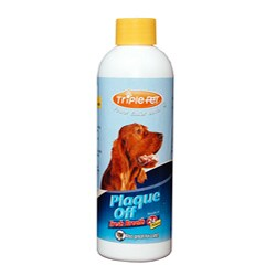 Triple-Pet EZDOG Dog Plaque Off Fresh Breath 8oz