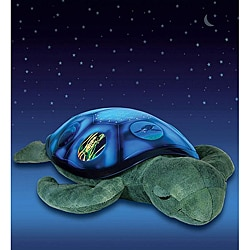 Cloud B Twilight Sea Turtle Constellation Night Light