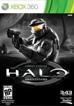 Xbox 360 - Halo Combat Evolved Anniversary