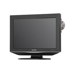 Sharp LC32DV28UT 32-inch 720p LCD DVD/ TV (Refurbished)