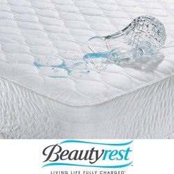 Beautyrest Ultimate Protection Waterproof Twin/ Full-size Mattress Pad