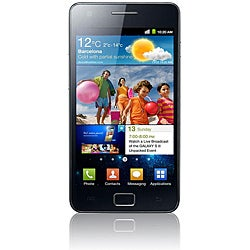Samsung Galaxy S II I9100 16 GB Unlocked Android Cell Phone
