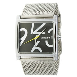 Monument Women's Mesh Analog Watch
