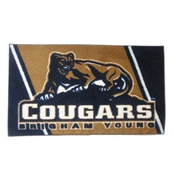 BYU Cougars NCAA Licensed Area Rug (2'2 x 3'9)