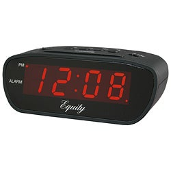 Equity by La Crosse 30902 Truckers Alarm Clock