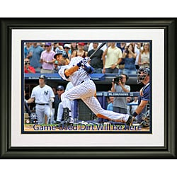 Steiner Sports Derek Jeter 3,000th Hit 'In The Game' Framed 16x20 Collage