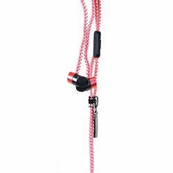 Ecko Zip Pink Earbud and mic EKU-ZIP-PK