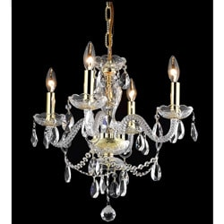 Crystal 57162 4-light Chandelier