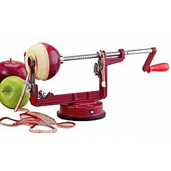 Mrs. Anderson's Super Apple Peeler/ Corer Machine