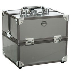 SOHO Manhattan Silver Beauty Case
