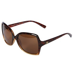 Pepper&#39;s Carson Tortoise/Brown Sunglasses