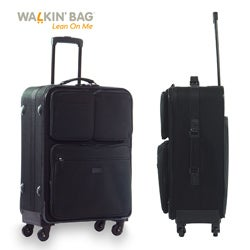 Walkin'Bag 24-inch Suitor Pocket Spinner Upright