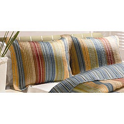Katy Quilted King-size Shams (Set of 2)