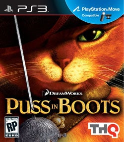 PS3 - Puss In Boots