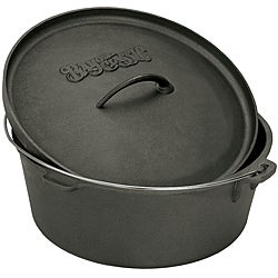 Bayou Classic 4-quart Cast Iron Dutch Oven