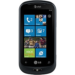LG Quantum Windows 7 GSM Unlocked Cell Phone