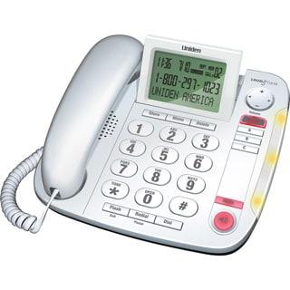 Uniden CEZ260W Standard Phone - White