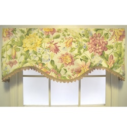Astria Printed Cornice Valance