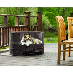 Indoor/Outdoor Extra Small Dog Day Bed