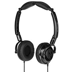 Skullcandy Lowrider SC Black Headphones