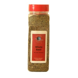 TASTE Specialty Foods 6-oz Whole Basil (Pack of 4)