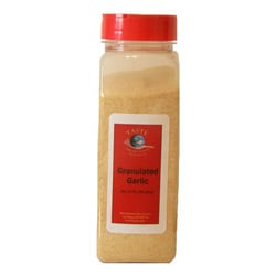 TASTE Specialty Foods 24-oz Granulated Garlic (Pack of 4)