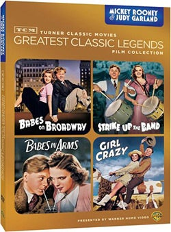 TCM Greatest Classic Films: Mickey Rooney & Judy Garland (DVD)