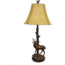 Deer 1-light Lamp