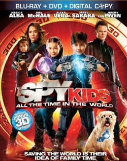 Spy Kids: All The Time In The World (Blu-ray Disc)