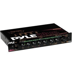 Pyle 5-Band Pre-Amp Equalizer with Sub Output (Refurbished)