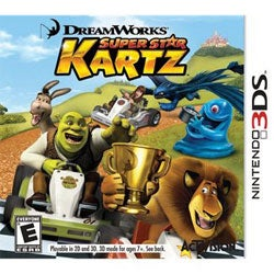 NinDS 3DS - Dreamworks Super Star Kartz
