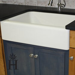 Fireclay 30-inch Kitchen Sink