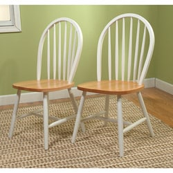 Windsor Dining Chairs (Set of 2)