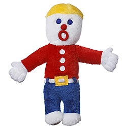Mr. Bill Plush Filled Talking Dog Toy