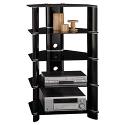 Bush Furniture Segments Collection Audio Tower