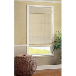 Timor Cordless Bamboo Roman Shade (35 in. x 72 in.)