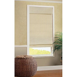 Timor Cordless Bamboo Roman Shade
