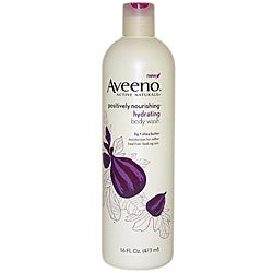 Aveeno Active Naturals Positively Nourishing Fig + Shea Butter 16-ounce Hydrating Body Wash