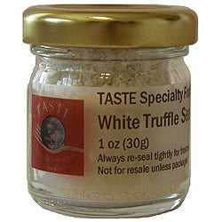 TASTE Specialty Foods 1-ounce White Truffle Sea Salt (Pack of 3)