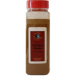 TASTE Specialty Foods 16-ounce Five Spice Powder Jars (Pack of 4)