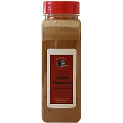 TASTE Specialty Foods 16-ounce Korintje Ground Cinnamon Jars (Pack of 4)
