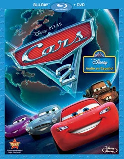 Cars 2 (Spanish Package) (Blu-ray/DVD)
