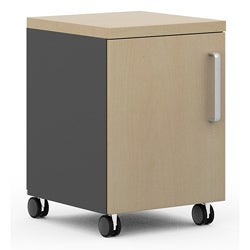 Ulti-MATE Office 1-door Rolling Base Cabinet