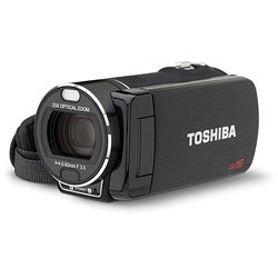 Toshiba Camileo X400 1080p HD Digital Camcorder